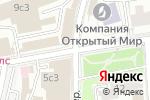 Схема проезда до компании Транс-Центр Телеком в Москве