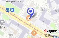 Схема проезда до компании ТРАНСПОРТНОЕ АГЕНТСТВО АГАТ в Москве