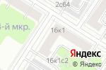 Схема проезда до компании Choco Coffee в Москве
