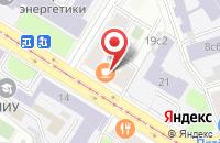 Схема проезда до компании Энформ-Трейдинг в Москве