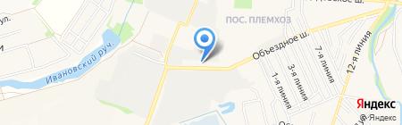 Агроресурс на карте государственного племенного завода