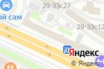 Схема проезда до компании Двери-Страж в Москве