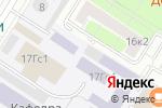 Схема проезда до компании ЭНТЭК в Москве