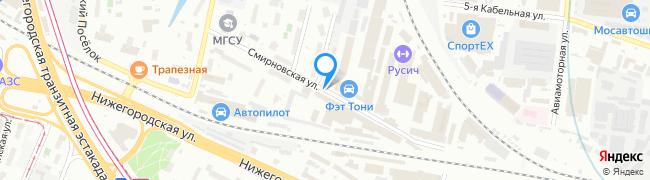 Смирновская улица