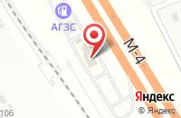 Схема проезда до компании KFC в Калиновке