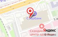 Схема проезда до компании Монолитинжстрой в Москве