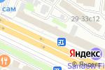 Схема проезда до компании Asus24 в Москве