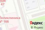 Схема проезда до компании Ваш Агент в Москве