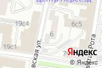 Схема проезда до компании Бетон-Трейд в Москве