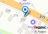 Сангаз на карте