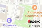 Схема проезда до компании Восточное окружное Управление образования в Москве