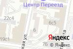 Схема проезда до компании Адвокатский кабинет №378 в Москве