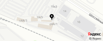 Форпик на карте Москвы