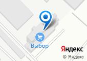ВЫБОР - С на карте