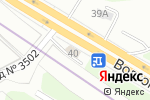 Схема проезда до компании Капертон в Москве