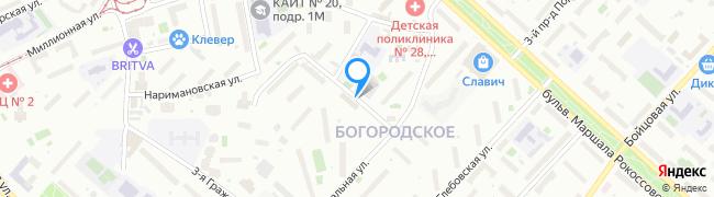 Андреево-Забелинская улица