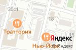 Схема проезда до компании Московский городской союз автомобилистов в Москве