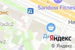 Схема проезда до компании Страховая компания в Москве