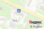 Схема проезда до компании Связной в Видном