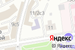 Схема проезда до компании МИРТШБ в Москве
