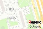 Схема проезда до компании Asta-La-Vista в Москве