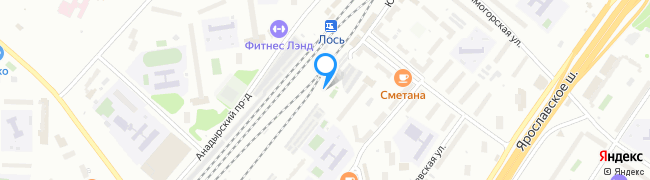 Югорский проезд