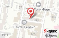 Схема проезда до компании Ххii Век 1 в Москве