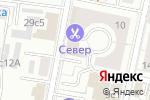 Схема проезда до компании Электроград в Москве