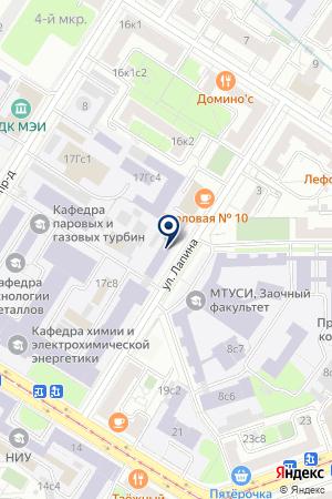 ОПТОВО-РОЗНИЧНЫЙ МАГАЗИН БИБИКОЛЬ на карте Москвы