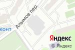 Схема проезда до компании Восток-Авто в Москве