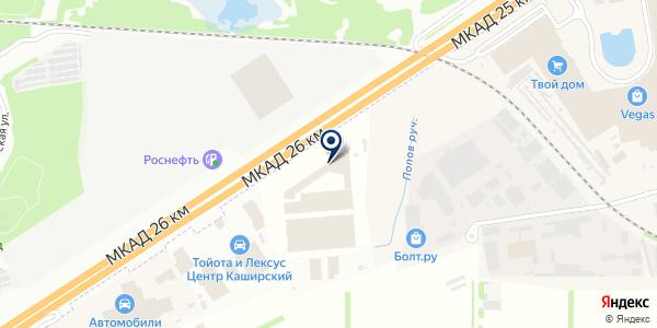 ДизайнЛакшериКлаб на карте Москве