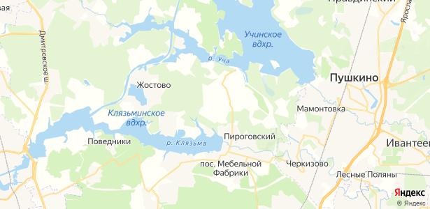 Ульянково на карте