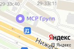 Схема проезда до компании Neocinema в Москве