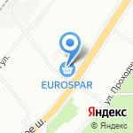 Банкомат на карте Москвы