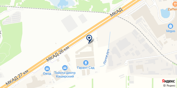 KERAMA MARAZZI на карте Москве