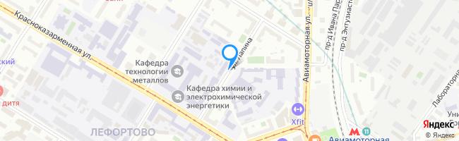улица Лапина