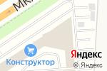 Схема проезда до компании АтлантТехСнаб в Москве