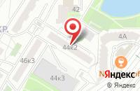 Схема проезда до компании Финтрейдкредит в Мытищах