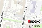 Схема проезда до компании Destashop.ru в Москве