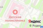 Схема проезда до компании Целитель в Видном