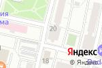 Схема проезда до компании London в Москве