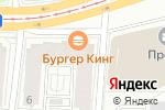 Схема проезда до компании Моспечать24 в Москве