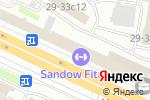 Схема проезда до компании Альфа-Гифтс в Москве