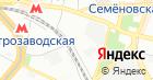 Мazda у Шустова на карте