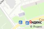 Схема проезда до компании МИР БЕЗОПАСНОСТИ в Москве