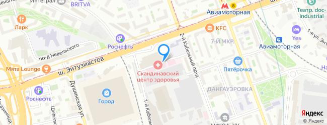 улица Кабельная 1-я