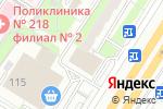 Схема проезда до компании СеверЛесГруп в Москве