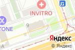 Схема проезда до компании Московский миграционный центр в Москве