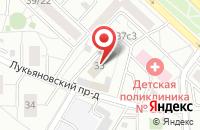 Схема проезда до компании Управляющая Компания «Новогиреево1» в Москве