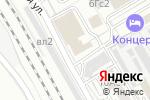 Схема проезда до компании Специнжторг в Москве